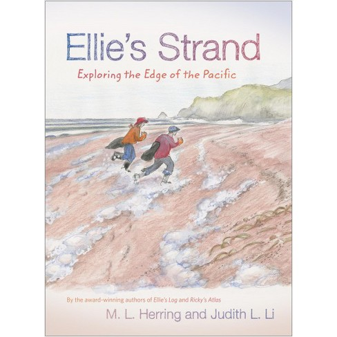 cover of Ellie's Strand book