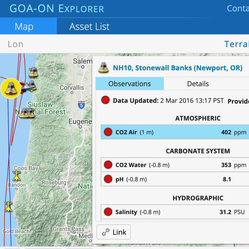 GOA-ON screenshot