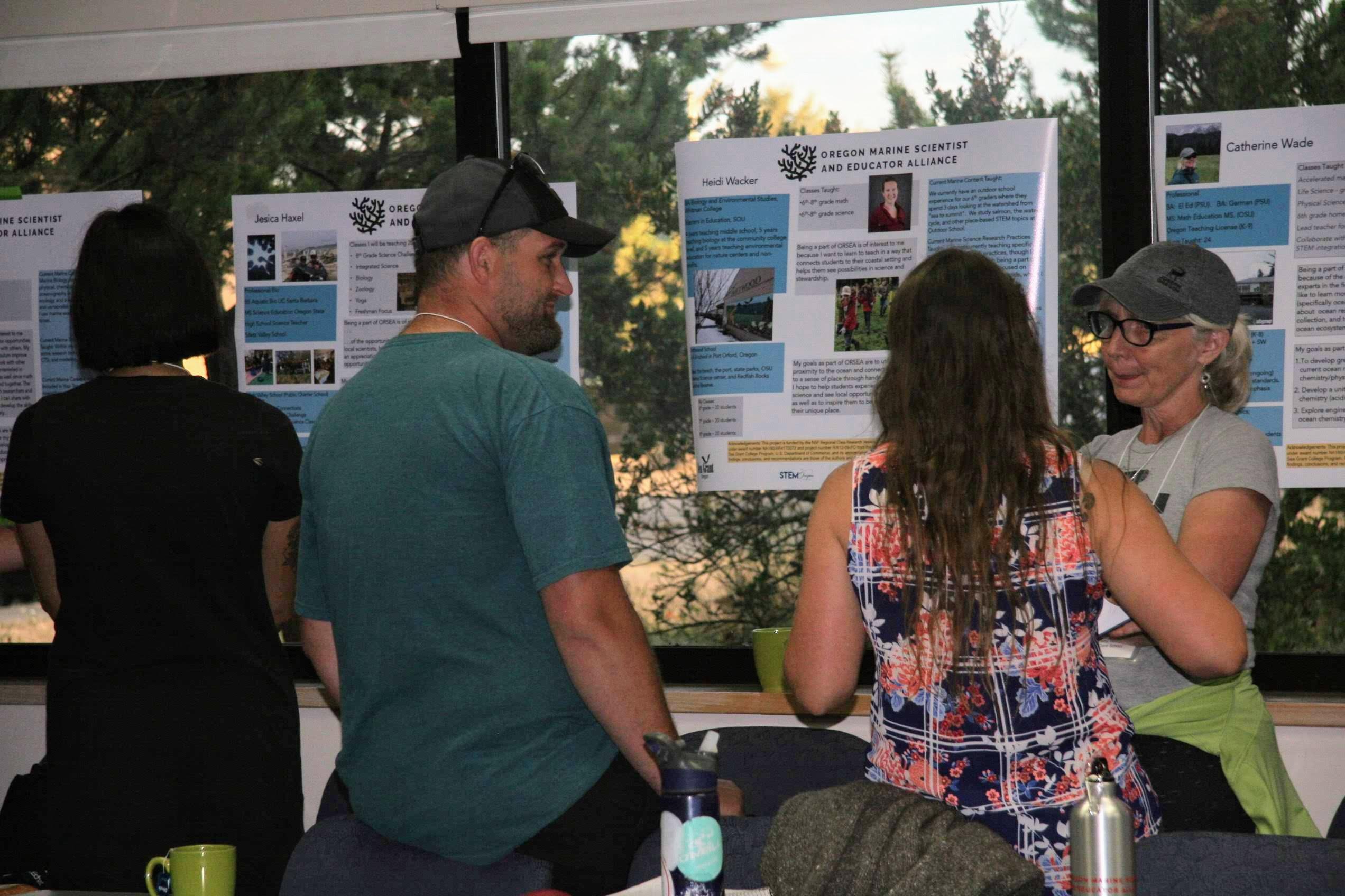 Oregon Marine Scientists and Educators meet