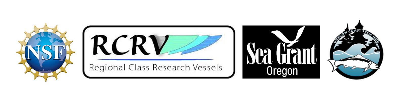 NSF RCRV OCSH and OSG logos