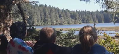 Watersheds - Looking at hidden marsh