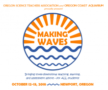 Making Waves 2018 conference logo