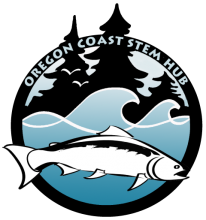 Logo for Oregon Coast STEM